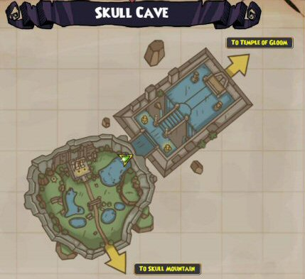 Quest Journal #1 - Skull Island (6/6)