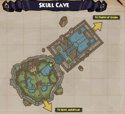 Skull Island - Skull Cave