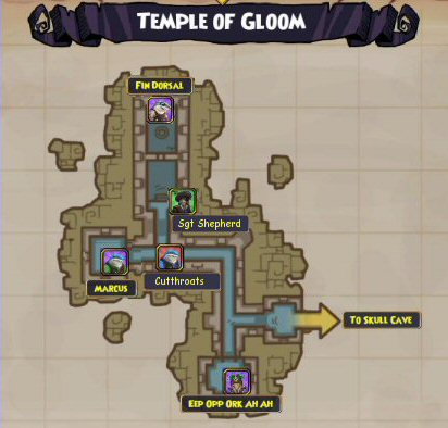 Skull Island - Temple of Gloom