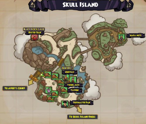 Quest Journal #1 - Skull Island (3/6)