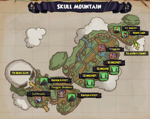 Quest Journal #1 - Skull Island (5/6)