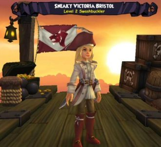Sneaky Victoria Bristol