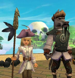 Pirate101 Companion Guide | A Pirate's Portal