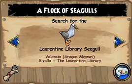 Zeke Quest: A Flock of Seaguls (1/6)