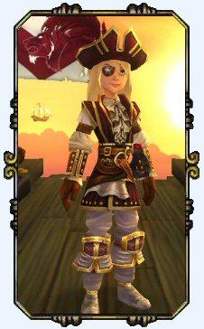 Captain Victoria Bristol Level 31