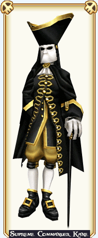 Supreme Commander Kane