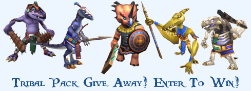 Tribal Contest Give Away!