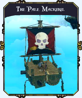 The Pale Mackerel