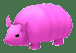 armadillo_pink