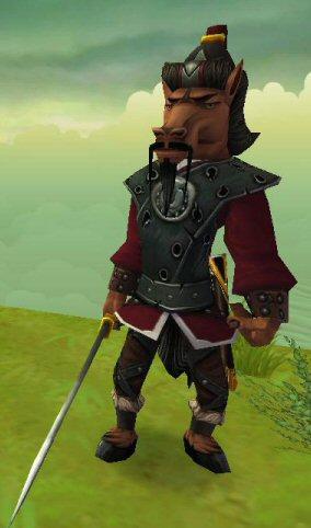 Subodai Horse Warrior