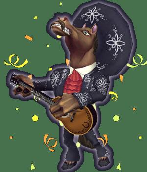 horse-band