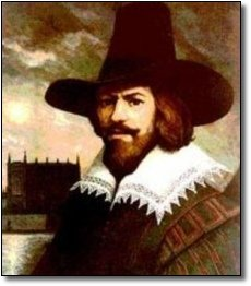 Revolutionary Guy Fawkes