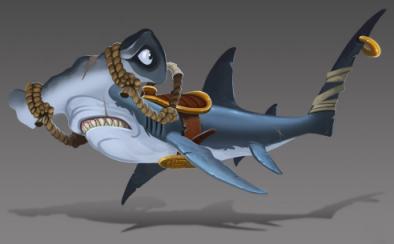 sharkmount