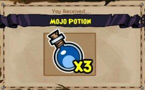 mojo potion #3