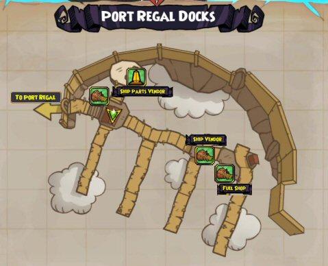 pregal-docks
