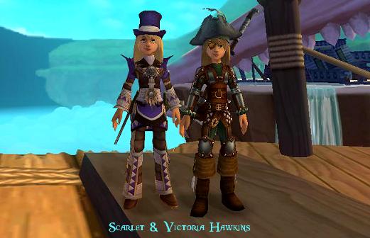 Hawkins-Sisters