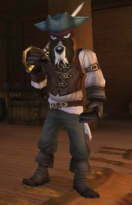 companion   A Pirate's Portal