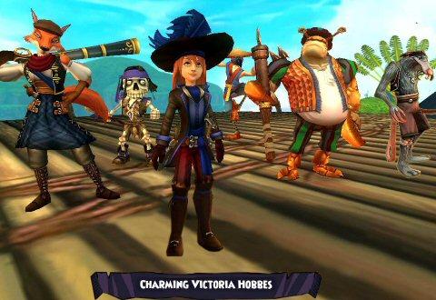 Victoria-Hobbes