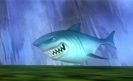 The Thresher Shark Pet